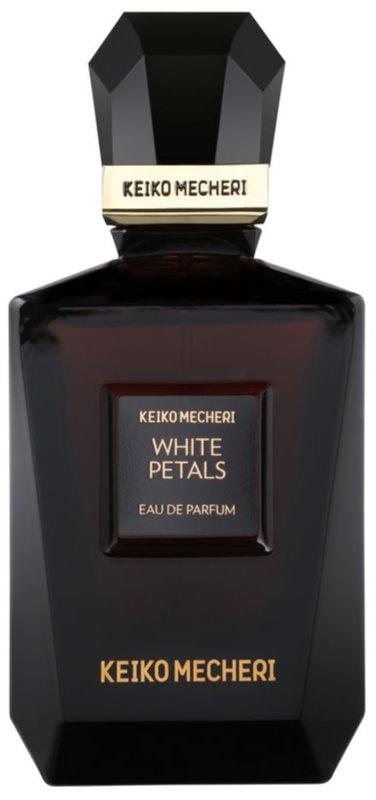 Keiko Mecheri White Petals Eau de Parfum para mulheres 75 ml