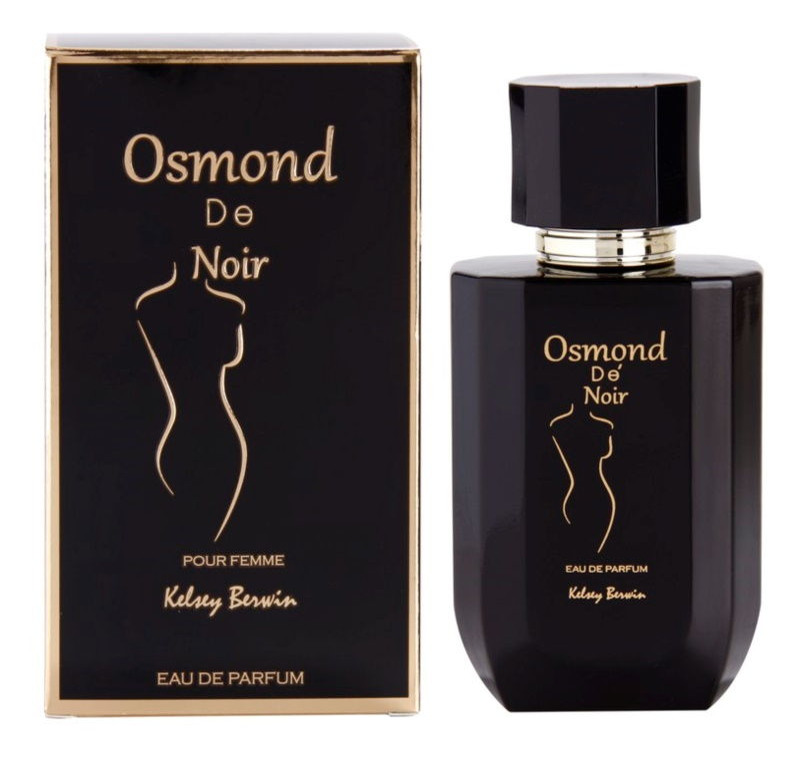 Kelsey Berwin Osmond de Noir Eau de Parfum voor Vrouwen  100 ml