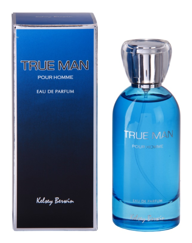 Kelsey Berwin True Man Eau de Parfum voor Mannen 100 ml