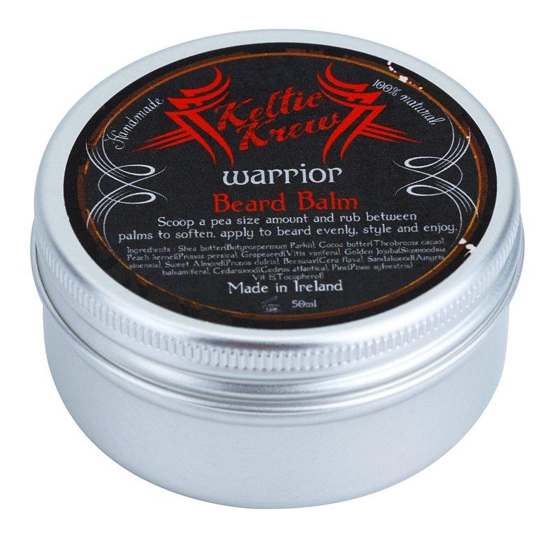 Keltic Krew Warrior baume à barbe au bois de santal