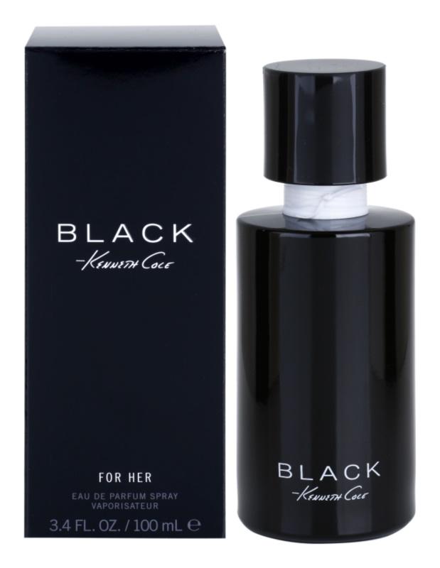 Kenneth Cole Black for Her parfumska voda za ženske 100 ml
