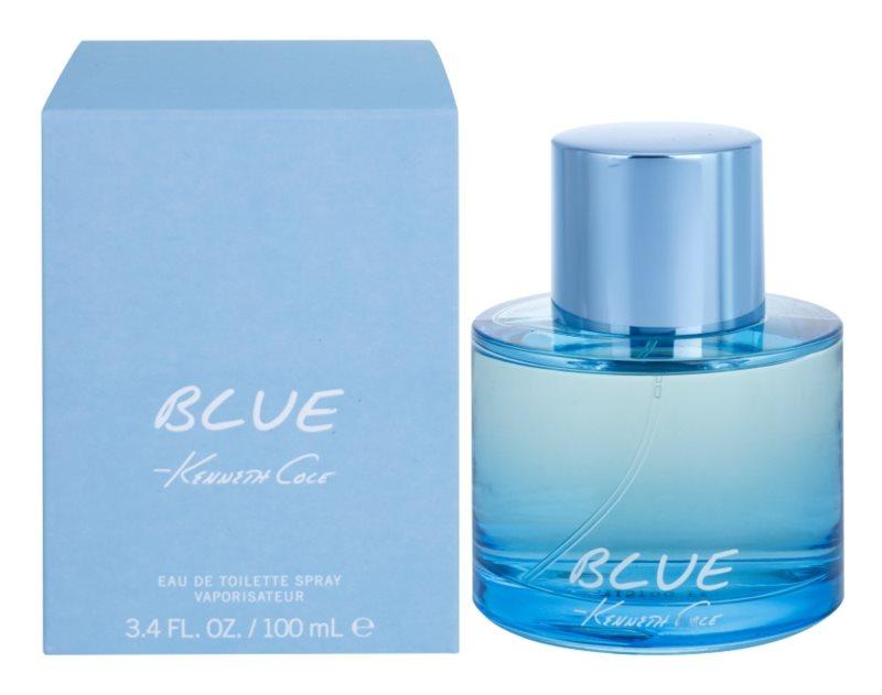 Kenneth Cole Blue Eau de Toilette Herren 100 ml