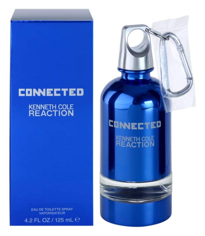 Kenneth Cole Connected Reaction toaletna voda za muškarce 125 ml