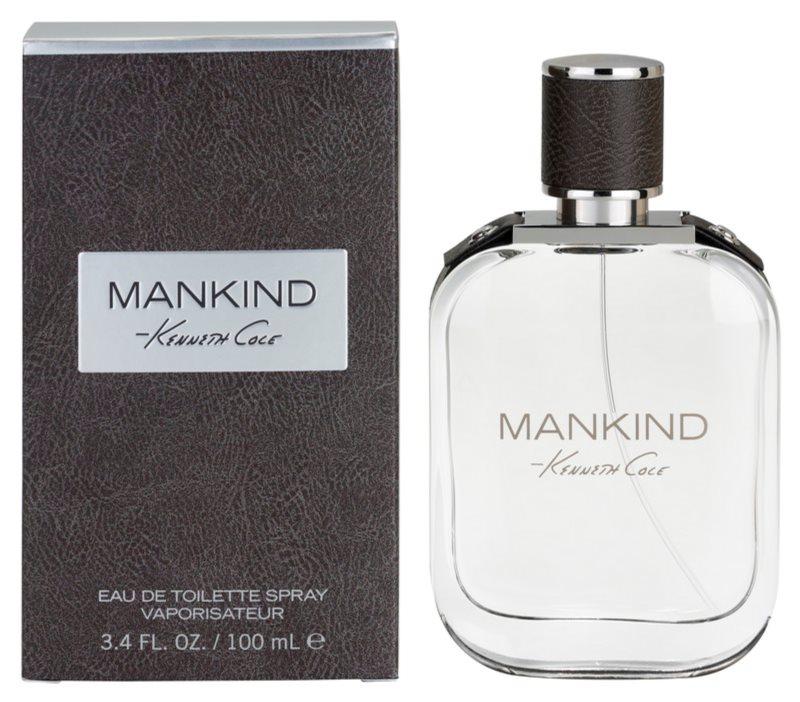 Kenneth Cole Mankind toaletna voda za moške 100 ml