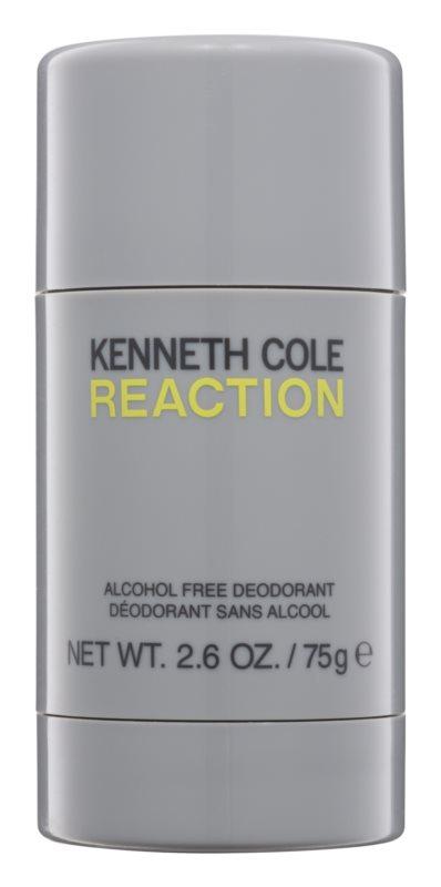 Kenneth Cole Reaction deostick pentru barbati 75 g (spray fara alcool)(fara alcool)