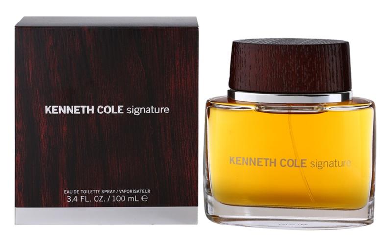 Kenneth Cole Signature eau de toilette pour homme 100 ml