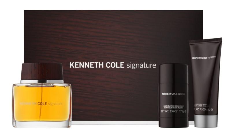 Kenneth Cole Signature Geschenkset I.