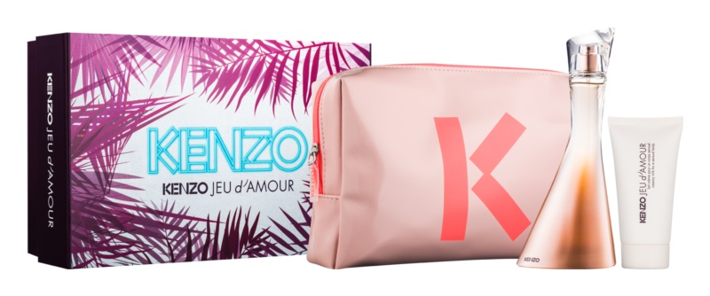 Kenzo Jeu D'Amour coffret cadeau I.