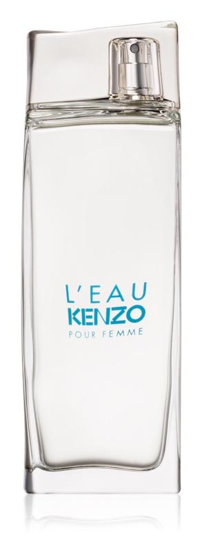 Kenzo L'Eau Kenzo Pour Femme eau de toilette pour femme 100 ml