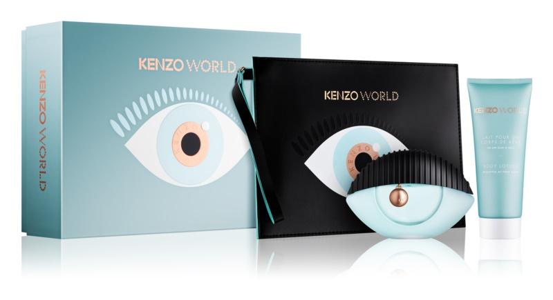 Kenzo World dárková sada III.