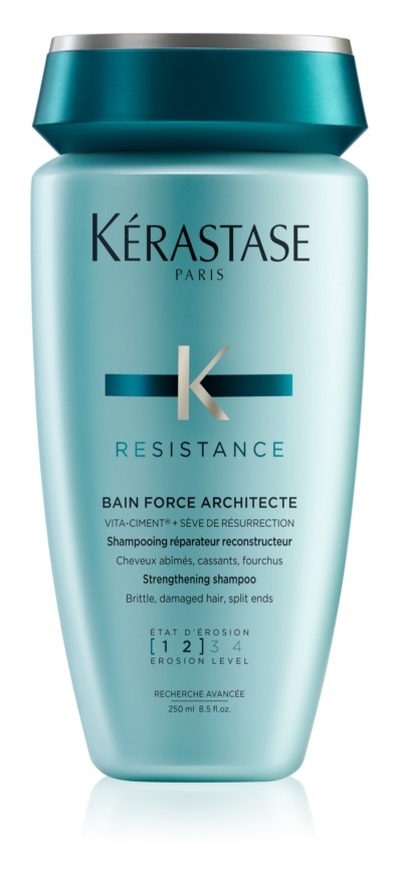 Kérastase Resistance Force Architecte šampón s posilňujúcimi účinkami pre oslabené a ľahko poškodené vlasy