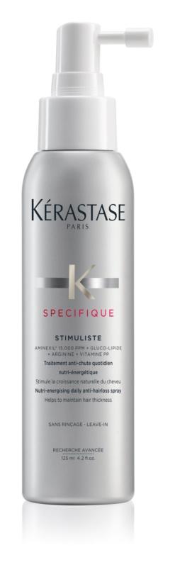 Kérastase Specifique Stimuliste sérum contra a queda de cabelo e cabelos finos