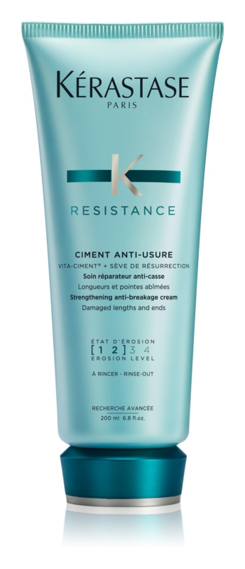 Kérastase Resistance Force Architecte Strengthening Treatment for Weak and Damaged Hair with Split Ends