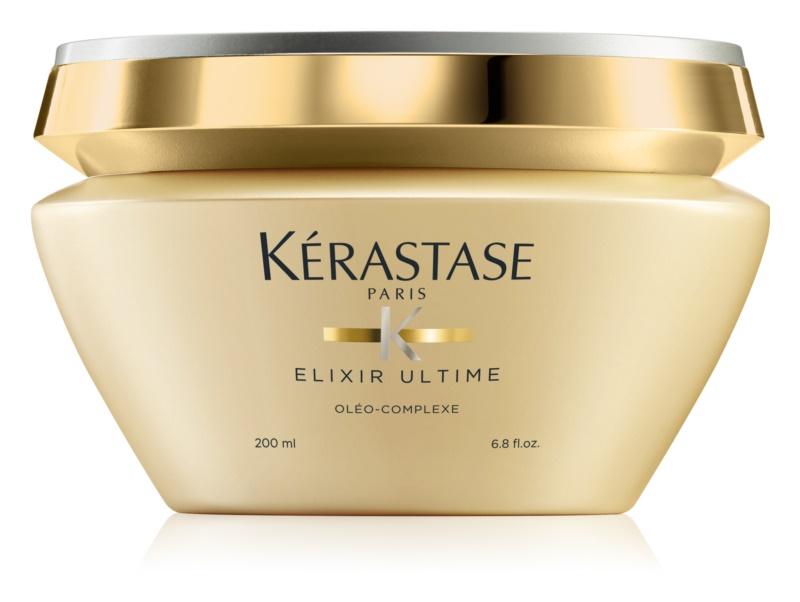 Kérastase Elixir Ultime szépítő maszk