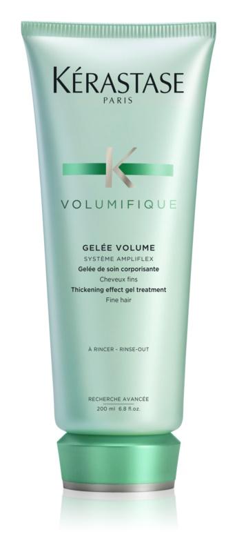 Kérastase Volumifique Gelée Volume géles kondicionáló finom és lesimuló hajra