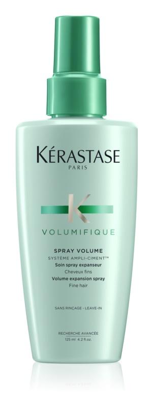 Kérastase Volumifique Spray Volume zaključna nega za povečanje in poudarjanje volumna tankih in oslabljenih las