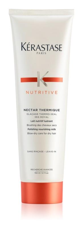 Kérastase Nutritive Nectar Thermique lait nourrissant et lissant thermo-protecteur pour cheveux secs