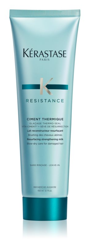 Kérastase Resistance Ciment Thermique termoaktywne leczenie osłabionych i zniszczonych włosów