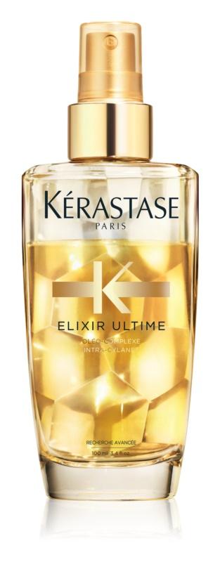 Kérastase Elixir Ultime Intra-Cylane zkrášlující olej pro jemné až normální vlasy