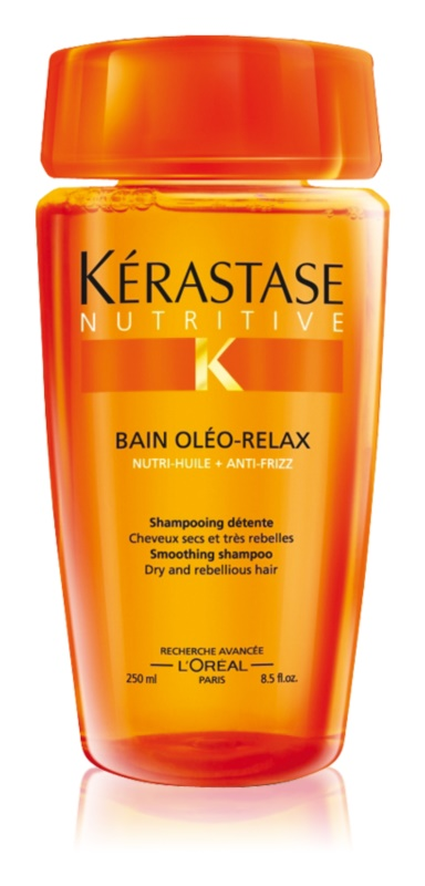 Kérastase Nutritive Oléo-Relax champô para controlo do volume dos cabelos muito secos e indisciplinados