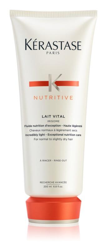 Kérastase Nutritive Lait Vital vyživujúci kondicionér pre normálne až suché vlasy