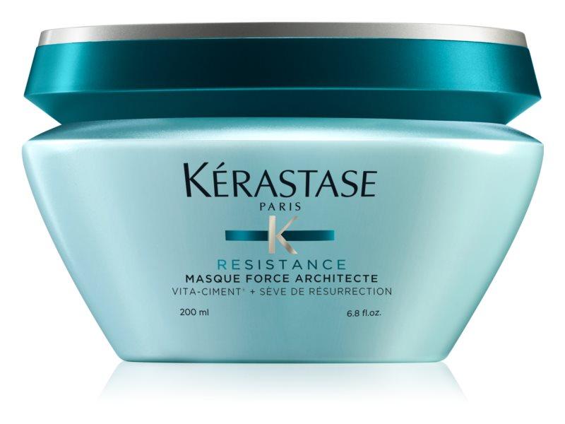 Kérastase Resistance Force Architecte Reinforcing Mask for Weakened, Damaged Hair and Frayed Ends