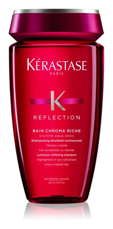 Kérastase Reflection Chroma Riche Șampon pentru par vopsit sau suvitat