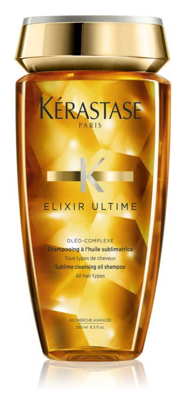 Kérastase Elixir Ultime sampon pentru toate tipurile de par
