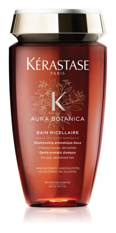 Kérastase Aura Botanica Bain Micellaire delikatna aromatyczna kąpiel rozjaśniająca do włosów matowych