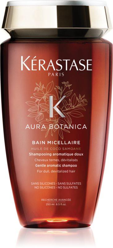 Kérastase Aura Botanica Bain Micellaire Sanfte aromatische Shampoo-Kur für das Erstrahlen von ermattetem Haar