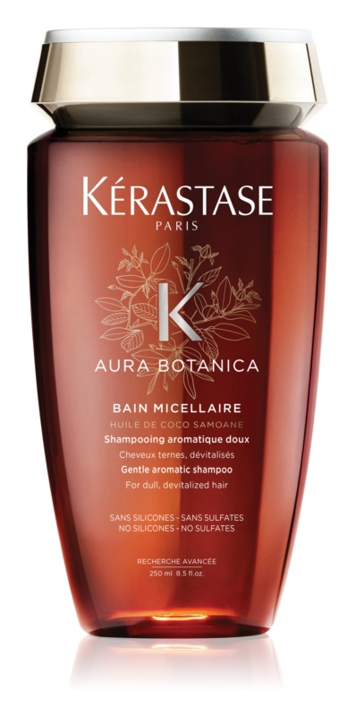 Kérastase Aura Botanica Bain Micellaire делікатна ароматична шампунь-ванна для блиску тьмяного волосся