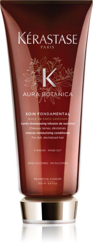 Kérastase Aura Botanica Soin Fondamental traitement hydratant en profondeur pour cheveux ternes, dévitalisés
