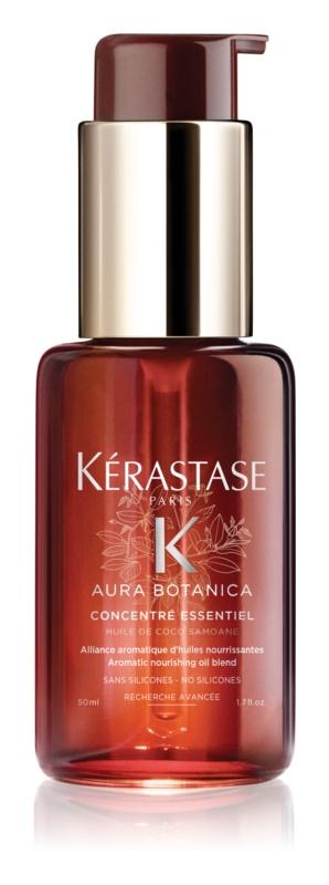 Kérastase Aura Botanica Concentré Essentiel hranilno aromatično olje za lase brez sijaja