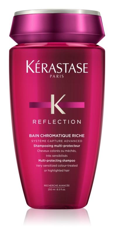 Kérastase Reflection Bain Chromatique Riche beschermende en voedende shampoo voor Gekleurd en Gevoelig Haar