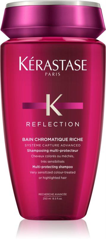 Kérastase Reflection Bain Chromatique Riche champô protetor e nutritivo para cabelo pintado e sensível
