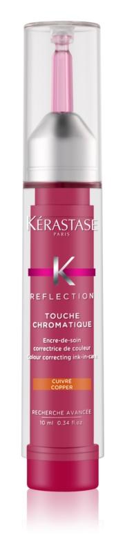Kérastase Reflection Chromatique corrector para el cabello para acentuar los tonos cobrizos