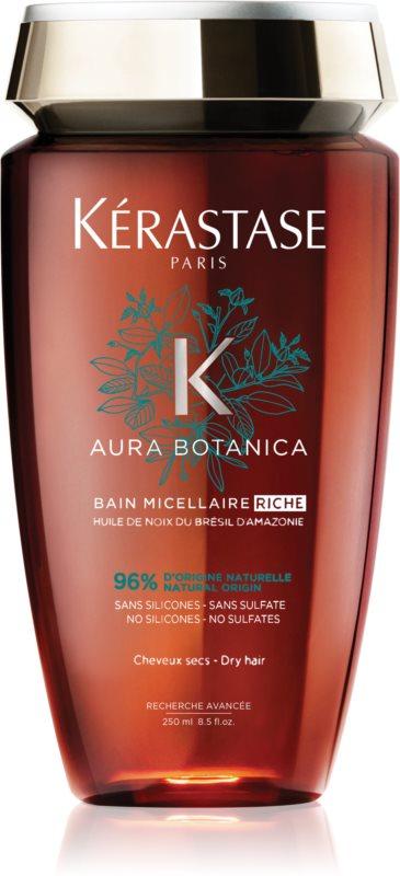 Kérastase Aura Botanica Bain Micellaire Riche aromatyczny szampon do włosów słabych i bardzo suchych