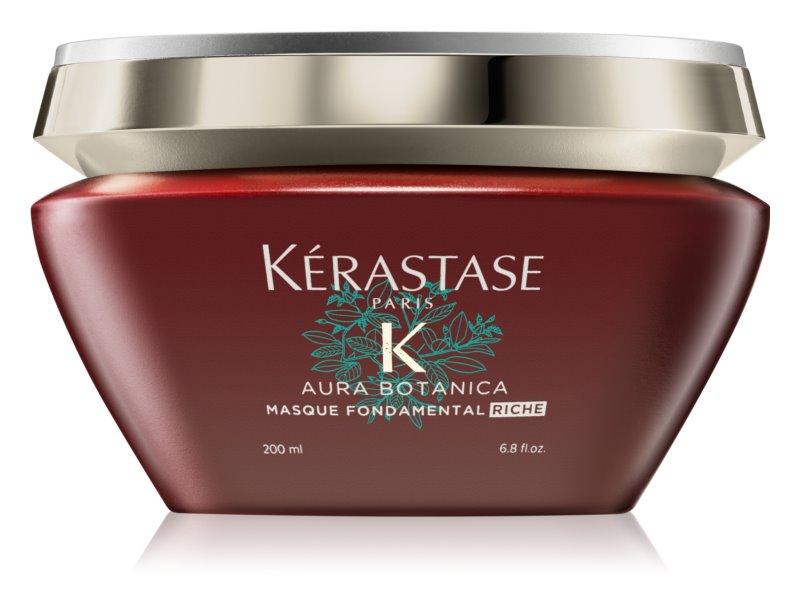 Kérastase Aura Botanica maska głęboko odżywiająca włosy słabe
