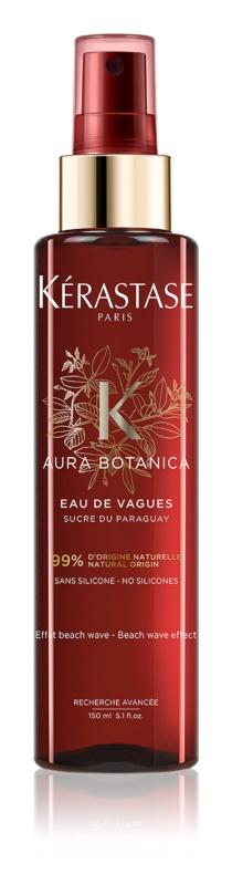 Kérastase Aura Botanica Eau De Vagues spray de texturare pentru par fin, degradat