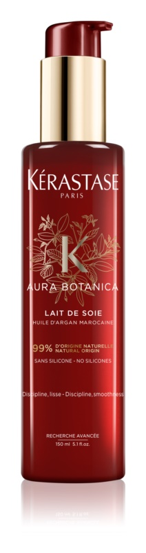 Kérastase Aura Botanica Lait De Soie tvarující mléko pro jemné vlasy