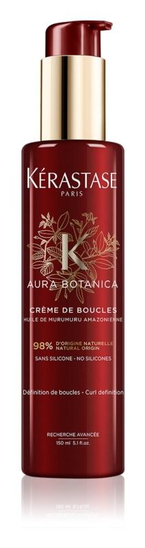 Kérastase Aura Botanica Crème de Boucles Cream for Curly Hair for Definition and Shape