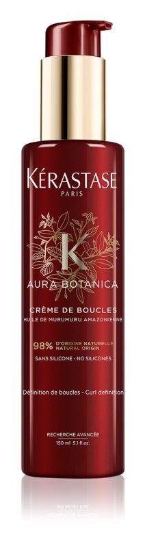 Kérastase Aura Botanica Crème de Boucles крем за къдрава коса за фиксиране и оформяне
