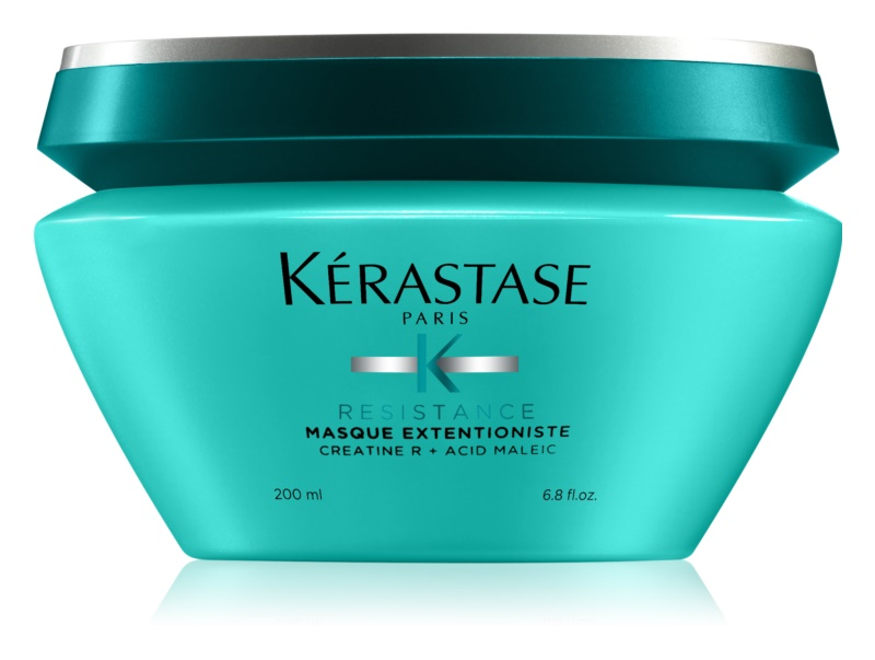 Kérastase Resistance Extentioniste Maske für die Haare für das Wachstum der Haare und die Stärkung von den Wurzeln heraus
