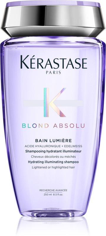 Kérastase Blond Absolu hydratační šampon pro zesvětlené nebo melírované vlasy