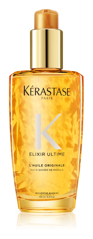 Kérastase Elixir Ultime Regenerating Hair Oil For Dull Hair