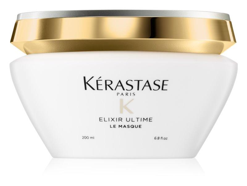 Kérastase Elixir Ultime lepotna maska za vse tipe las