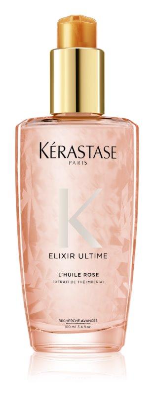 Kérastase Elixir Ultime hydratačný a vyživujúci olej na vlasy pre farbené vlasy