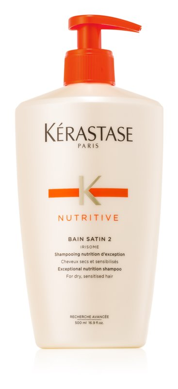 Kérastase Nutritive Bain Satin 2 Intensive Nourishing Shampoo For Dry Hair