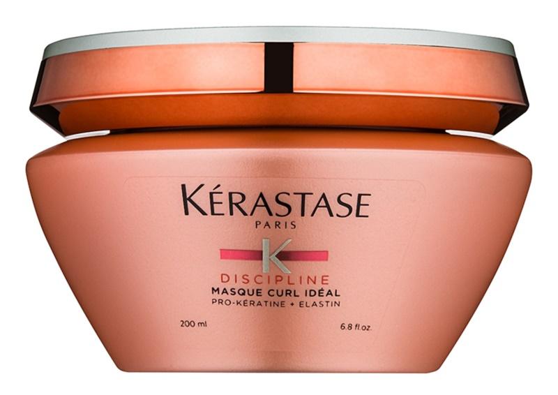 Kérastase Discipline Curl Idéal маска  для неслухняного волосся