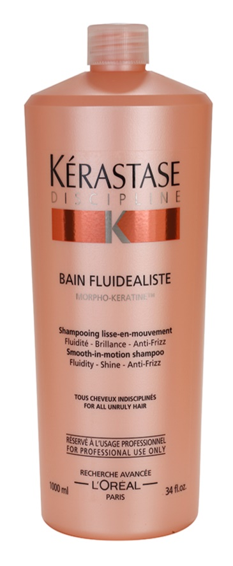 Kérastase Discipline Bain Fluidealiste Shampoo  voor Onhandelbaar Haar